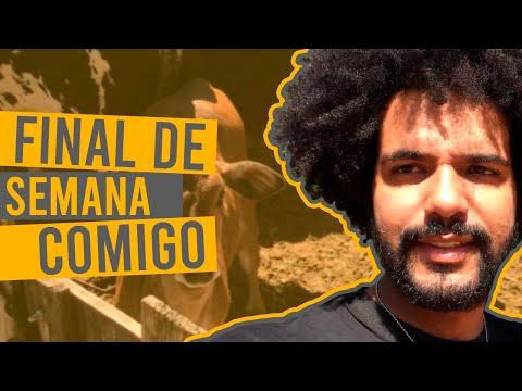 UM FINAL DE SEMANA COMIGO EM MINAS Part. I