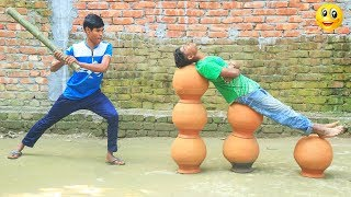 Indian New funny Video😄-😅Hindi Comedy Videos 2019-Episode-81--Indian Fun || ME Tv