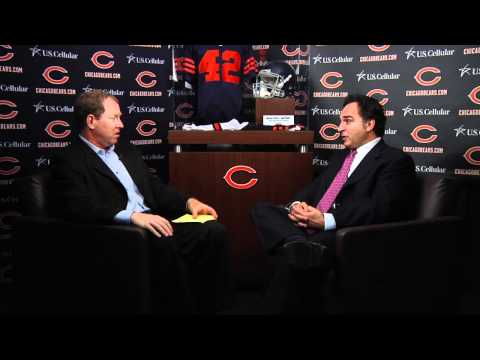 Bears President Ted Phillips - Building the Best for Fans | Business of Sports