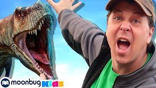 Giant Life Size Spinosaurus Dinosaur Jurassic Adventure | Jurassic Tv | Dinosaurs and Toys