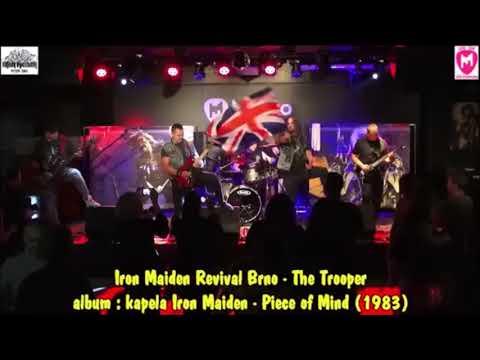 Iron Maiden Revival Brno - Trooper - 6.10.2018 - Metro