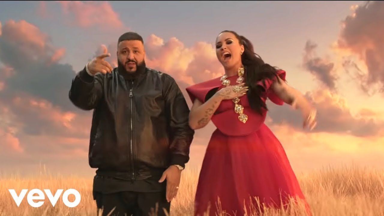 DJ Khaled ft. Demi Lovato — I Believe (from Disney's A Wrinkle In Time)