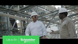 EcoStruxure Asset Advisor & IIoT: Schneider Digital Services for BASF   Schneider Electric