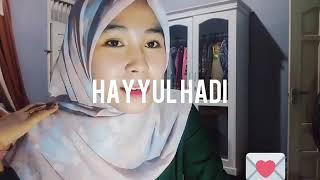 HAYYUL HADI COVER CEWEK CANTIK