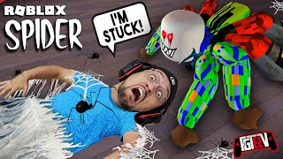 ROBLOX SPIDER - Escape the 8 Legged Freak (FGTeeV vs. FGTeeV Chapter 1)