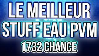 LE MEILLEUR STUFF EAU PVM - DOFUS