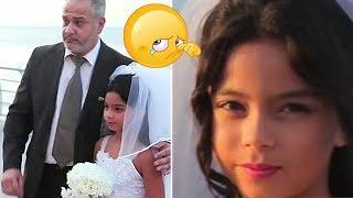 تزوج من طفله في عمر حفيدته عمرها 13 سنة ويوم الزفاف وقعت الصدمة التي لن تصدقها ..!!