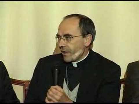 Le Cardinal Philippe BARBARIN