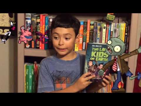 The Last Kids on Earth – book review