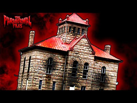Our Scary Night In The Most Haunted Jail In Texas