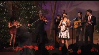 """Sleigh Ride (live) """"An Appalachian Christmas"""" music tour!"""
