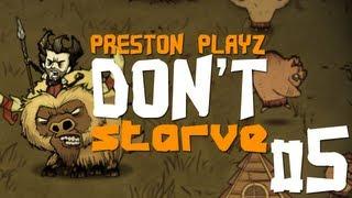 FRESH START! - Don't Starve: #5