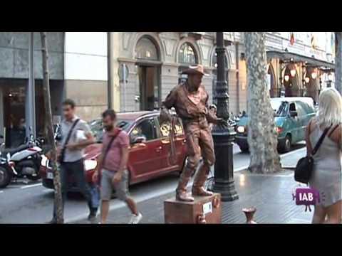 Barcelona Street View - La Rambla (HQ)