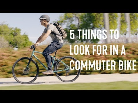 5 Tips to Buying the Perfect Commuter Bike