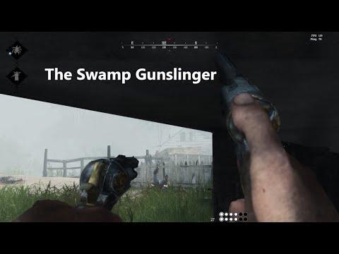 Hunt : Showdown - The Swamp Gunslinger