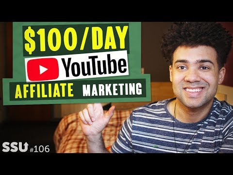 How I Make $100+ Per DAY Affiliate Marketing On YouTube!