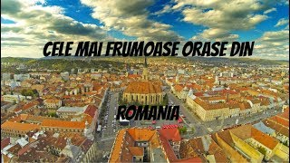 Romania cities