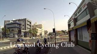 preview picture of video 'Cyprus, Limassol, Road to Kolossi (26/10/2014)'