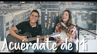 ACUÉRDATE DE MÍ   Morat (Cover J&A)