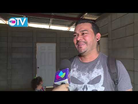 100 familias reciben su vivienda del Programa Bismarck Martínez en Villa Jerusalén