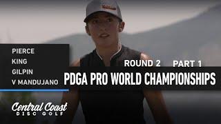 2021 World Championships - R2F9 - Pierce, King, Gilpin, Mandujano
