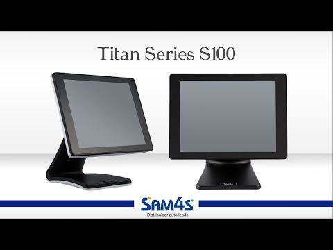 SAM4s TITAN S100 - MG Sistemas