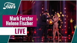 Mark Forster & Helene Fischer   Wie Früher Mal Dich @ Die Helene Fischer Show 2019