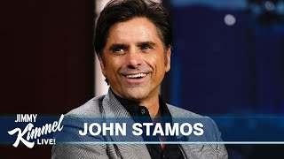 """John Stamos on His 3-Year-Old Son, Being """"Underrated"""" & Kidnapping of Frank Sinatra Jr."""