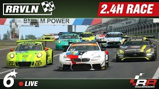 RaceRoom | GT3 ONLINE RACE @ SPA / NORDSCHLEIFE - Самые