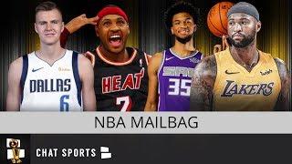 Kevin Love Trade, Knicks Trades, Kristaps Porzingis & Mavericks & Celtics Rumors   NBA Mailbag