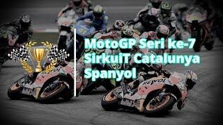 Jadwal Race dan Siaran Langsung MotoGP Seri ke-7 di Sirkuit Catalunya, Spanyol, Minggu (16/6)