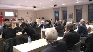 Şubat Ayı Meclis Toplantısı 1. Birleşimi