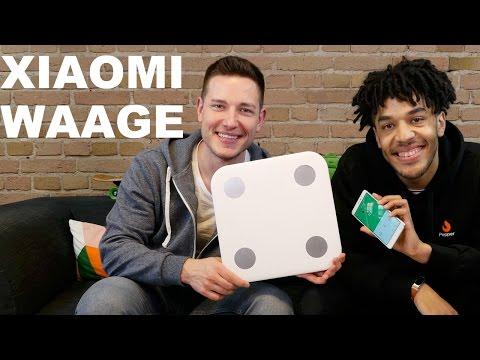 Xiaomi Mi Smart Scale 2 - günstige intelligente Körperfettwaage im Test + GEWINNSPIEL