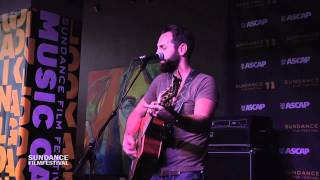 "Josh Kelley - ""Georgia Clay"" at Sundance ASCAP Music Café - OFFICIAL"