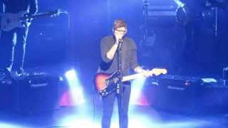 James Arthur - Is This Love? 19.01.2014 in Oxford, UK.