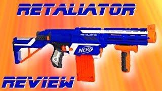 Review Nerf Retaliator [deutsch/german]