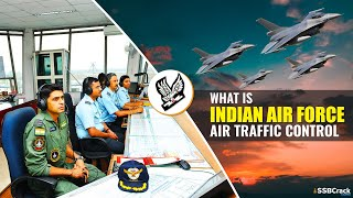 Indian Air Force Air Traffic Control | How To Join ATC