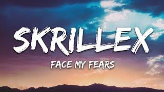 Utada Hikaru & Skrillex - Face My Fears (Lyrics) - YouTube