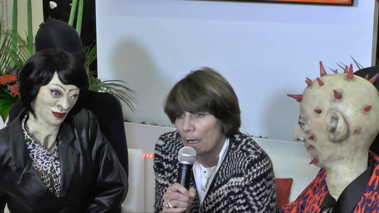 Christine KATLAMA invité de MiPTv au Congrès AFRAVIH 2016