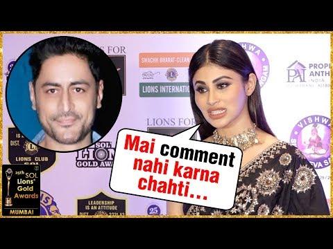Mouni Roy Reacts On Alleged Boyfriend Mohit Raina