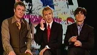 Duran Duran media tour 1997 part one
