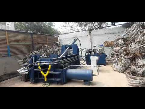 ACE Metal Scrap Baler