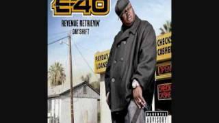 E-40 - Understandz me