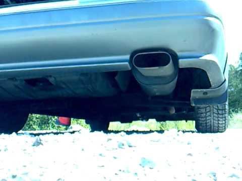 Mitsubishi Sigma Exhaust.