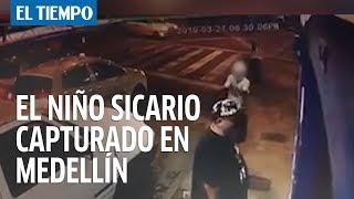 El Video Del Niño Sicario En Medellín | EL TIEMPO