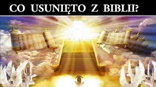 Kluczowe zdanie które celowo usunięto z Biblii