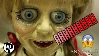 When your best friend finds a new friend (Annabelle Creation) | Twist and Pulse