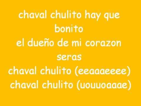 Música Chaval Chulito