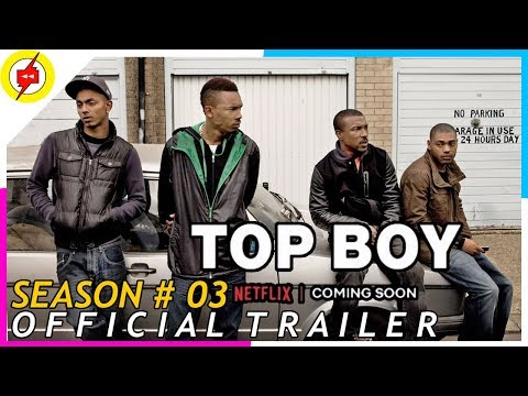 TOP BOY 2019 | Official Trailer [HD] |  Ashley Waters, Kane Robinson Series