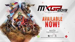 VideoImage1 MXGP 2019 - The Official Motocross Videogame
